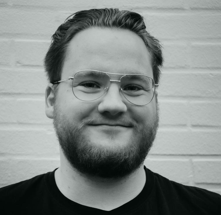 Bejamin Janssens - Fullstack Developer