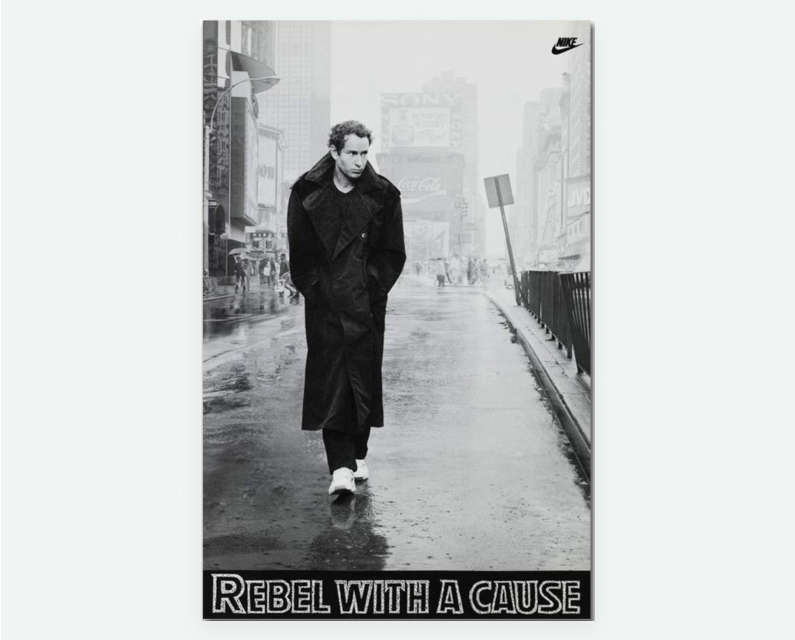 Rebel with a cause John McEnroe