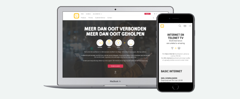 Telenet Customer Experience