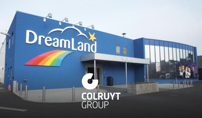 Dreamland Colruyt
